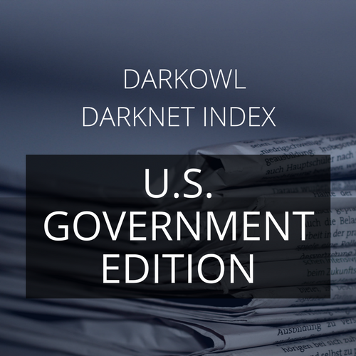DarkOwl - Darknet Big Data