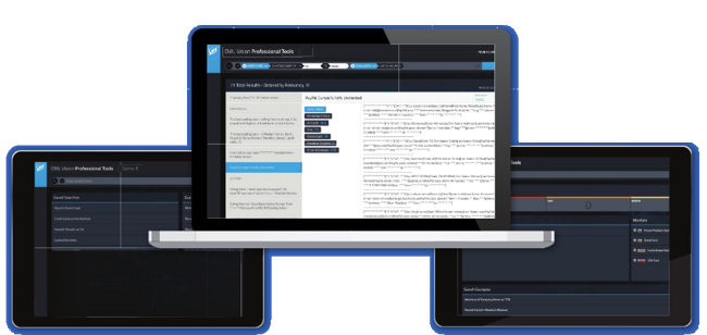 Learn how DarkOwl Vision can give you access to the world's largest database of darknet content available today.