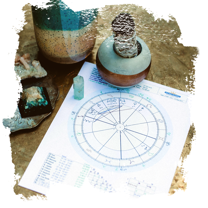 "How Can Astrology Help? - We all want to feel good. In this class, I teach you to interpret the symbolism of your chart so that you understand your unique equation for feeling good. And when you feel good, your vibration rises automatically.Knowing your own astrology, and what I like to call your ""energy code,"" can help you get into the flow.I'll teach how to activate your astrological symbolism so that you can raise your vibration and unlock your potential."