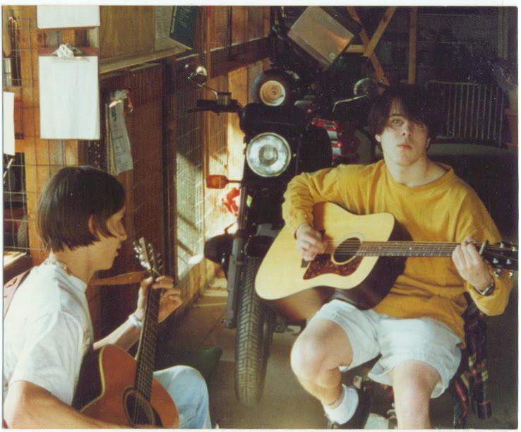 Honky guitar players