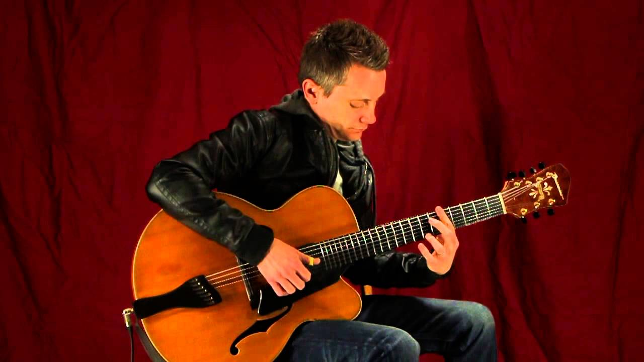 Craig Wagner - 7-String Virtuoso, 7-String Rhapsody and 7-String Mira Solid Body. Guitarist, composer, recording artist and Teacher at University of Louisville. Check out Craig's guitars and awesome playing and arranging on his solo CD