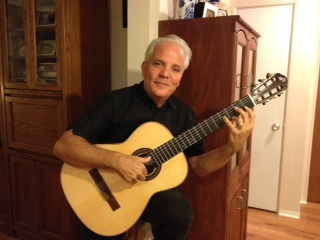 Joe Braccio - Joe is one of our first and longest endorsers and has been playing our guitars for over 30 years. Joe plays all of our classical models including The Cabaret, The Concerto, The Starlight Nylon and the Starlight Requinto of which we only made one. Joe is an educator at St. Pete College and Eckerd College and is a professional musician and private teacher in the St. Pete area of Florida. He has over 40 years experience in various styles of music and was trained in Italy for Classical Guitar. Joe is a well respected musician and teacher and we are grateful to have him as an endorser.
