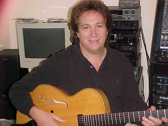 Bob Gallo - Monarch Archtop and Custom 16