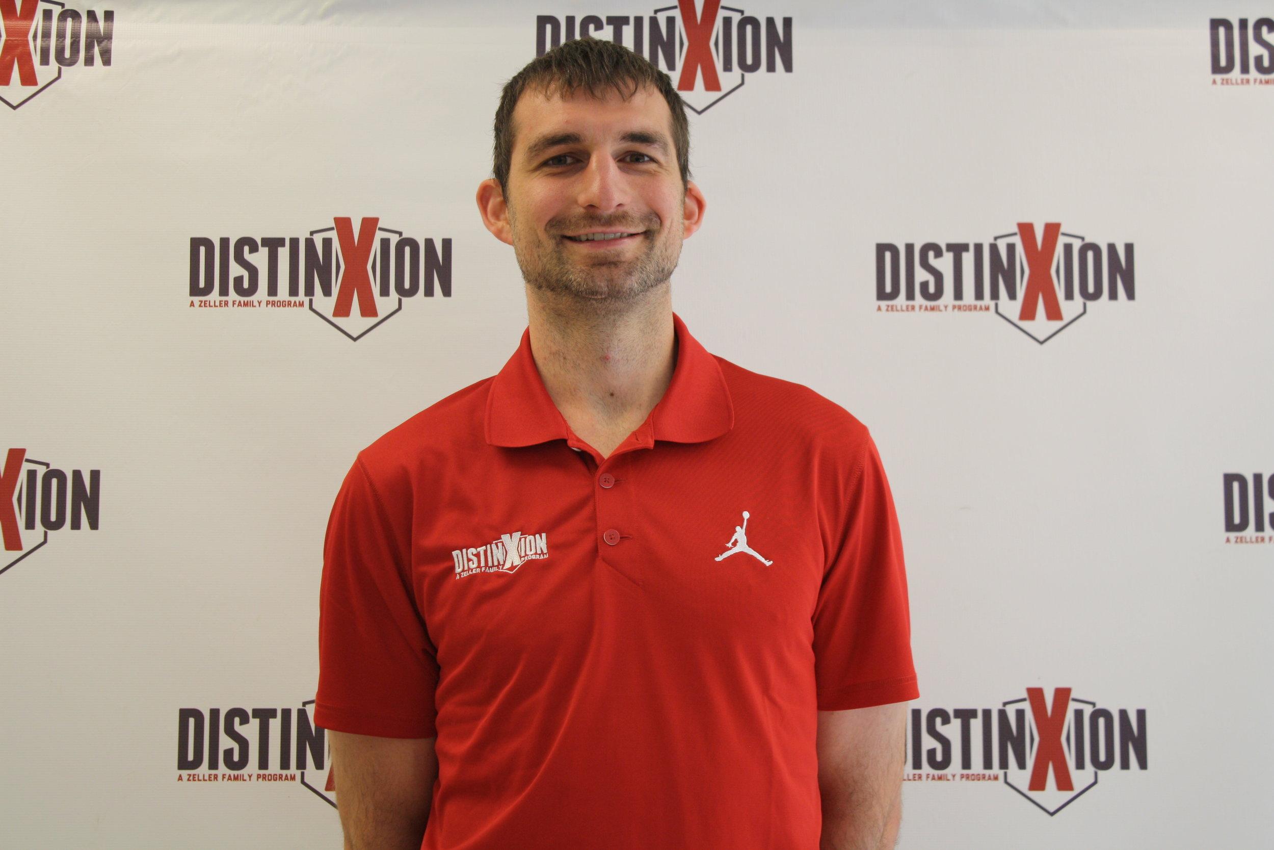 Luke Zeller    Program Head Coach