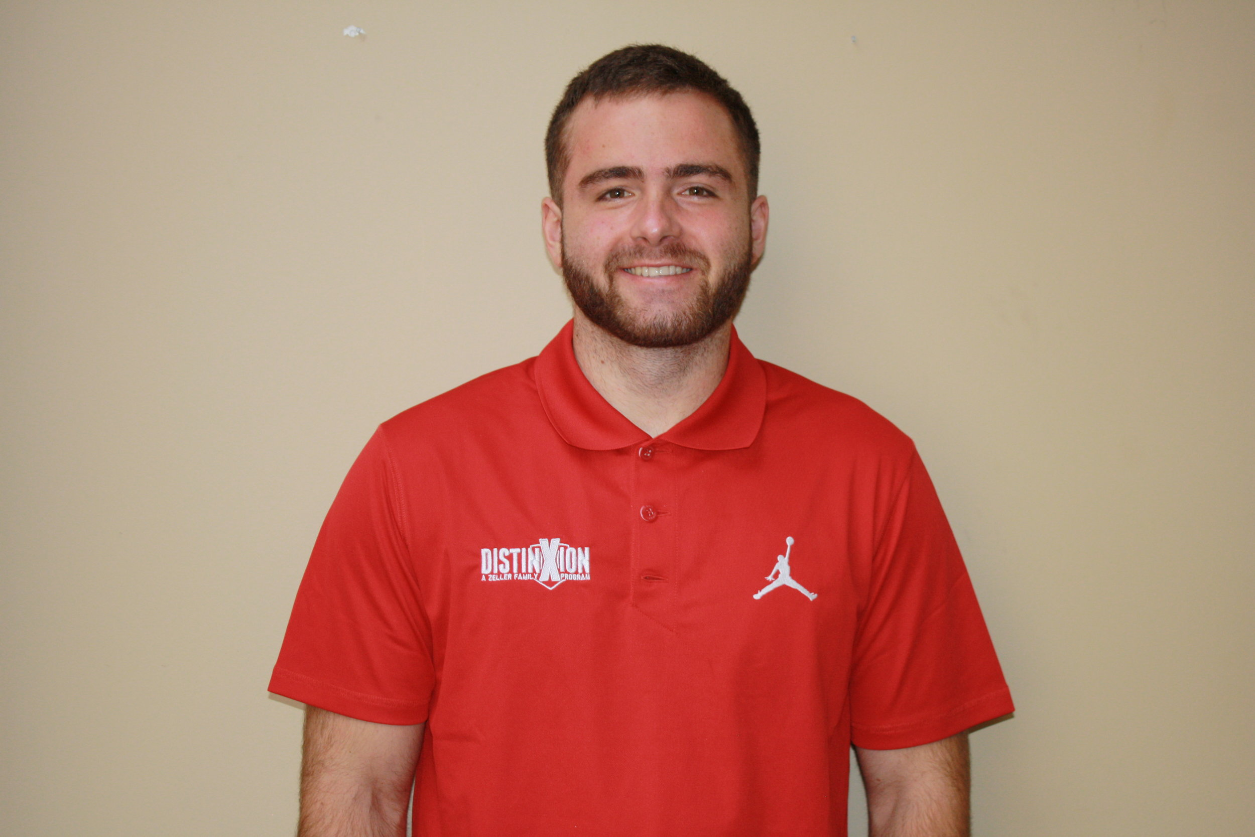 Dalton Judd    C.H.A.M.P.I.O.N.S. Program Director