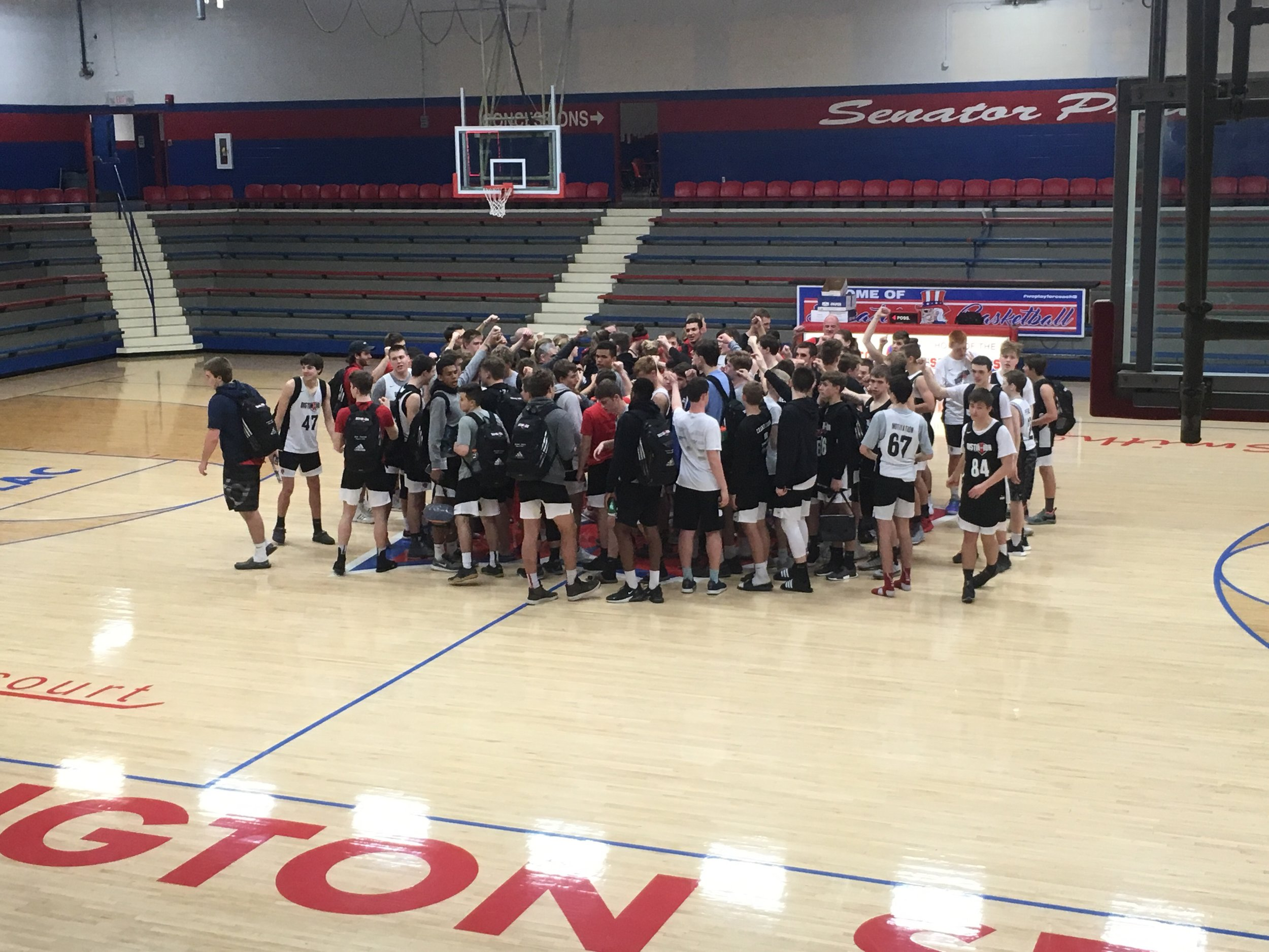 2019 Men's Tryouts   Current 7th & 8th Graders   Click for Info