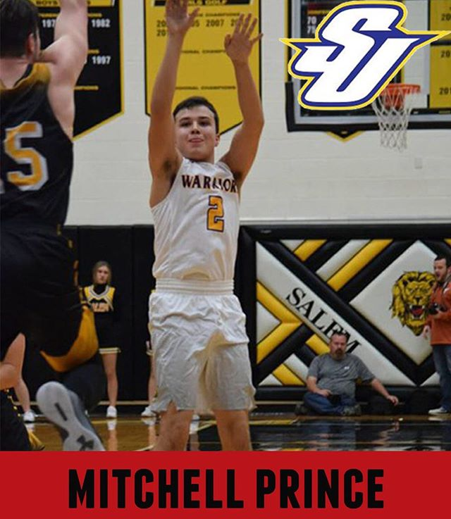 Wrapping up the week with a #seniorshowcase for Mitchell Prince!  Mitchell will be heading to Spalding University to play ball for the Golden Eagles.  Thank you, Mitchell for committing to #bepositivelydifferent