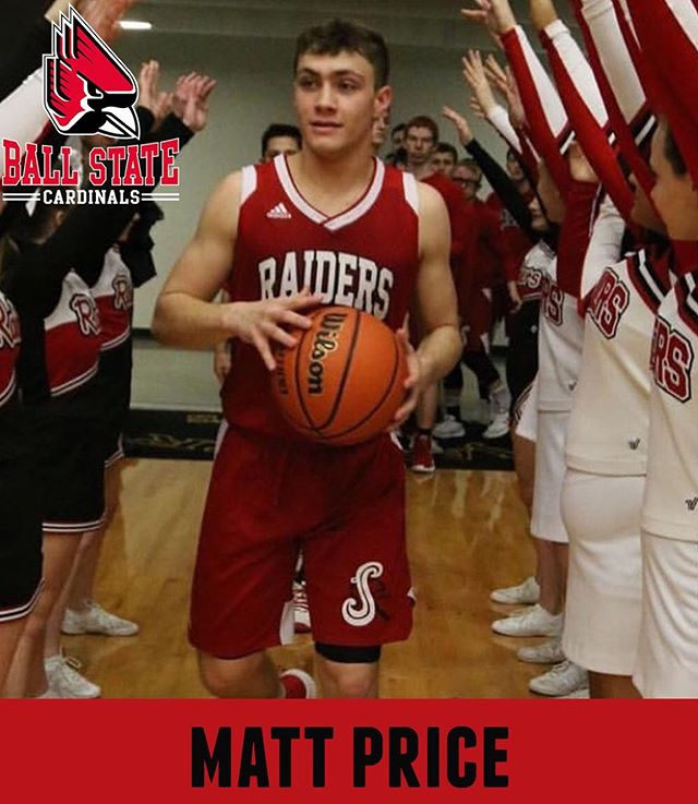 #seniorshowcase for the man, the myth, the legend, Matt Price!  Matt will be attending Ball State and plans to study Criminal Justice and Criminology and will also be a part of the Army ROTC.  Thank you, Matt for committing to #bepositivelydifferent