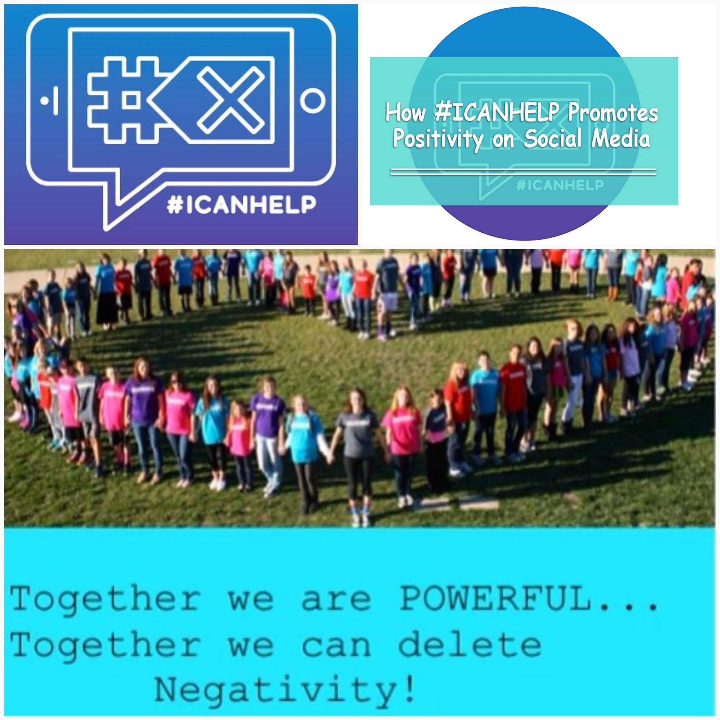 #iCANHELP - ENDING CYBER BULLYING