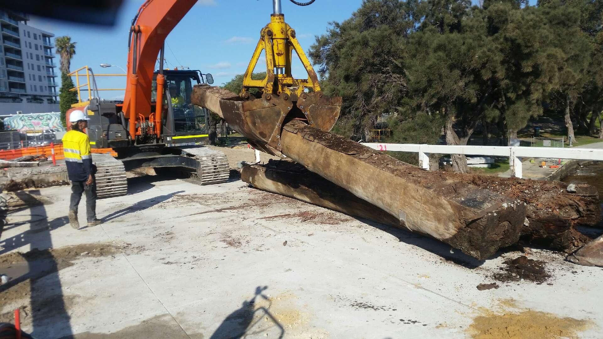 Old Mandurah Traffic Bridge 5 Mainline Demolition .jpeg