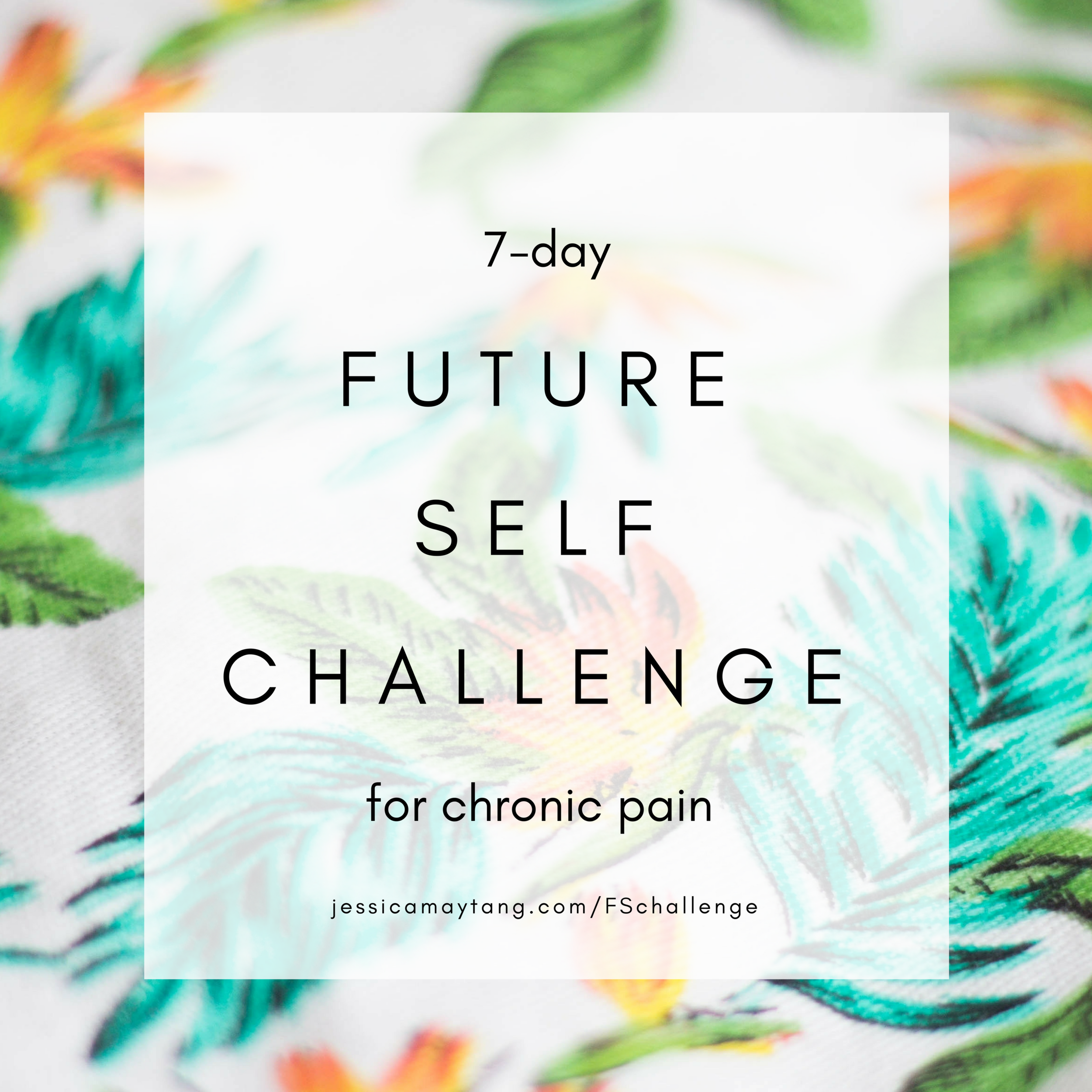 7-Day Future Self Alignment Challenge for Chronic Pain