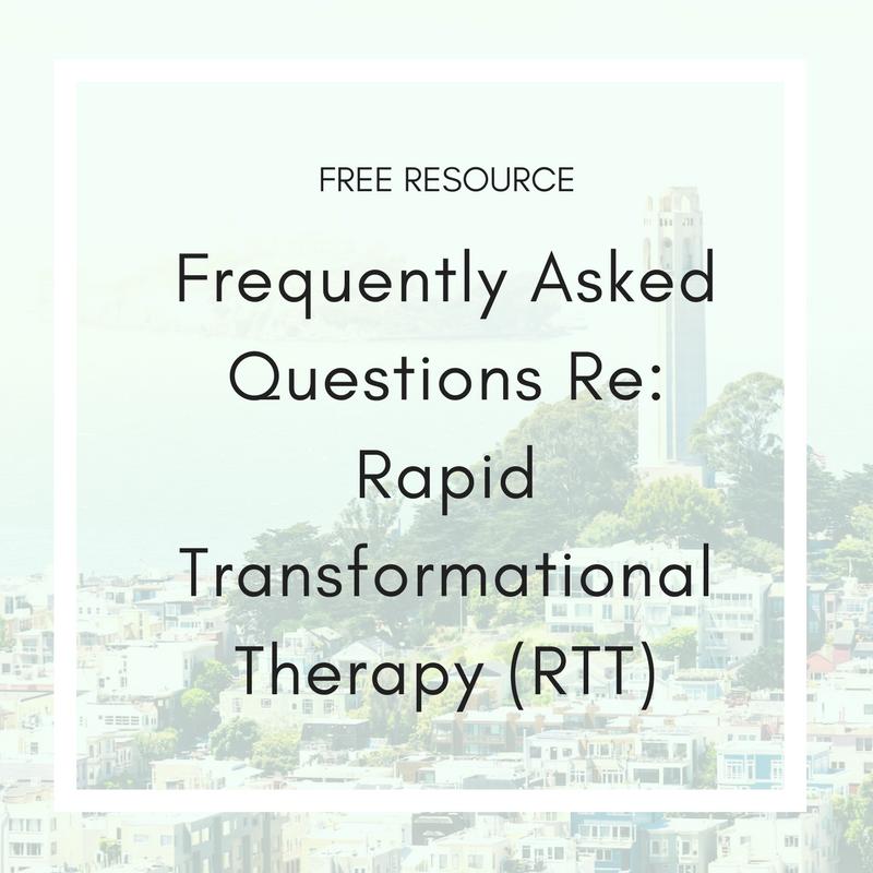 FAQ Rapid Transformational Therapy