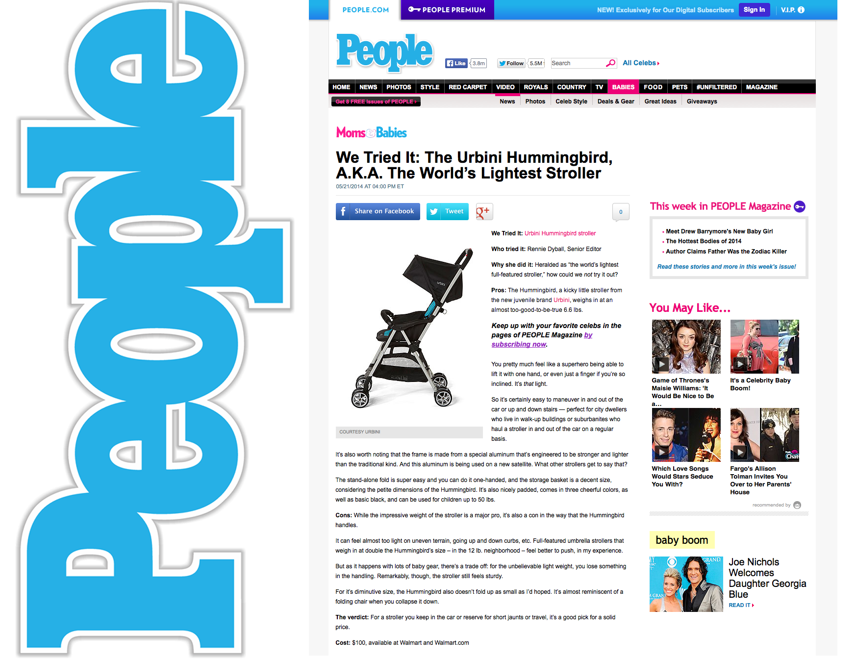 (People) Moms & Babies - Celebrity Baby Blog_Urbini Hummingbird