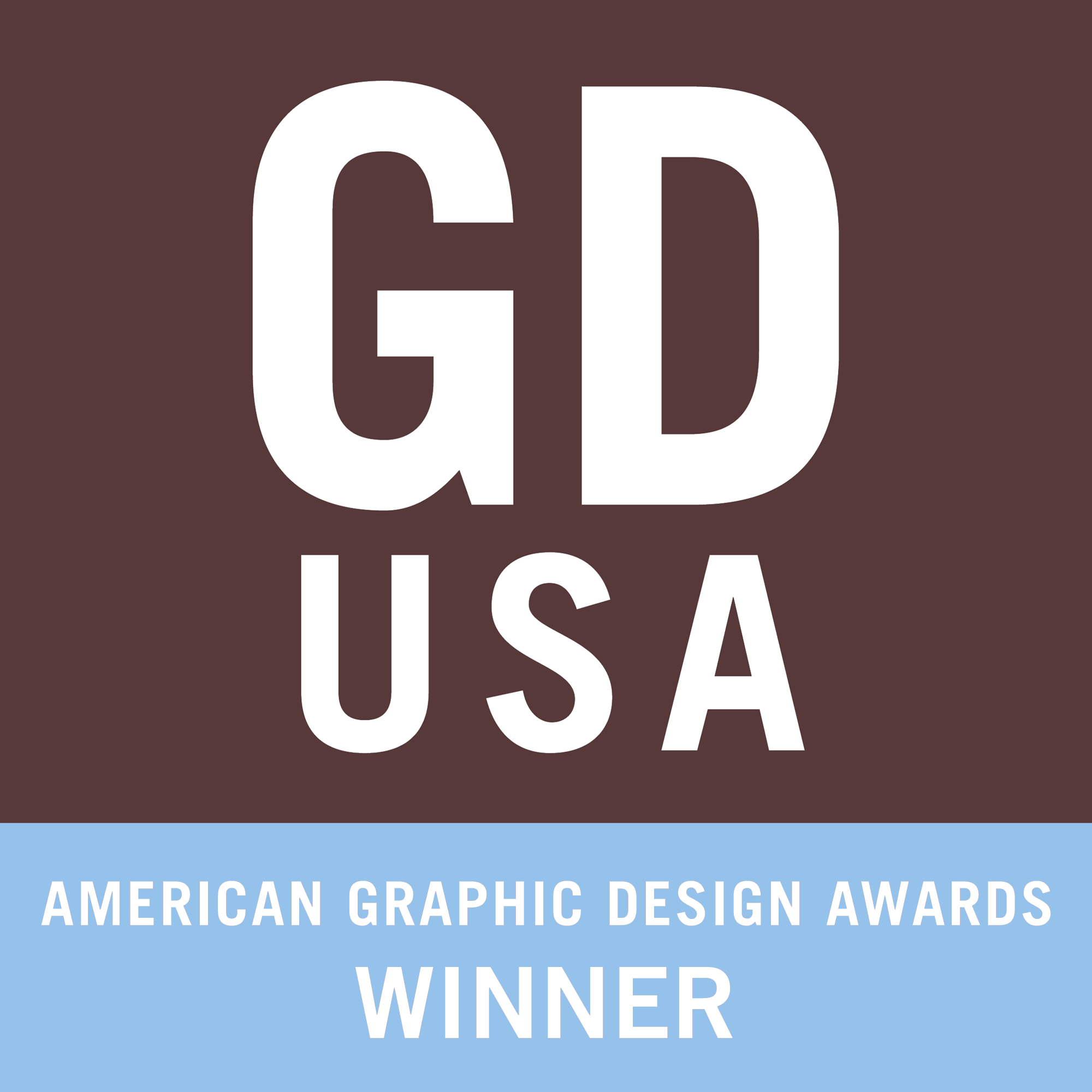 Logo, Award_(Graphic Design USA) American Graphic Design Awards.png