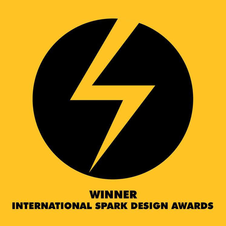 Award, International Spark Experience Design Awards