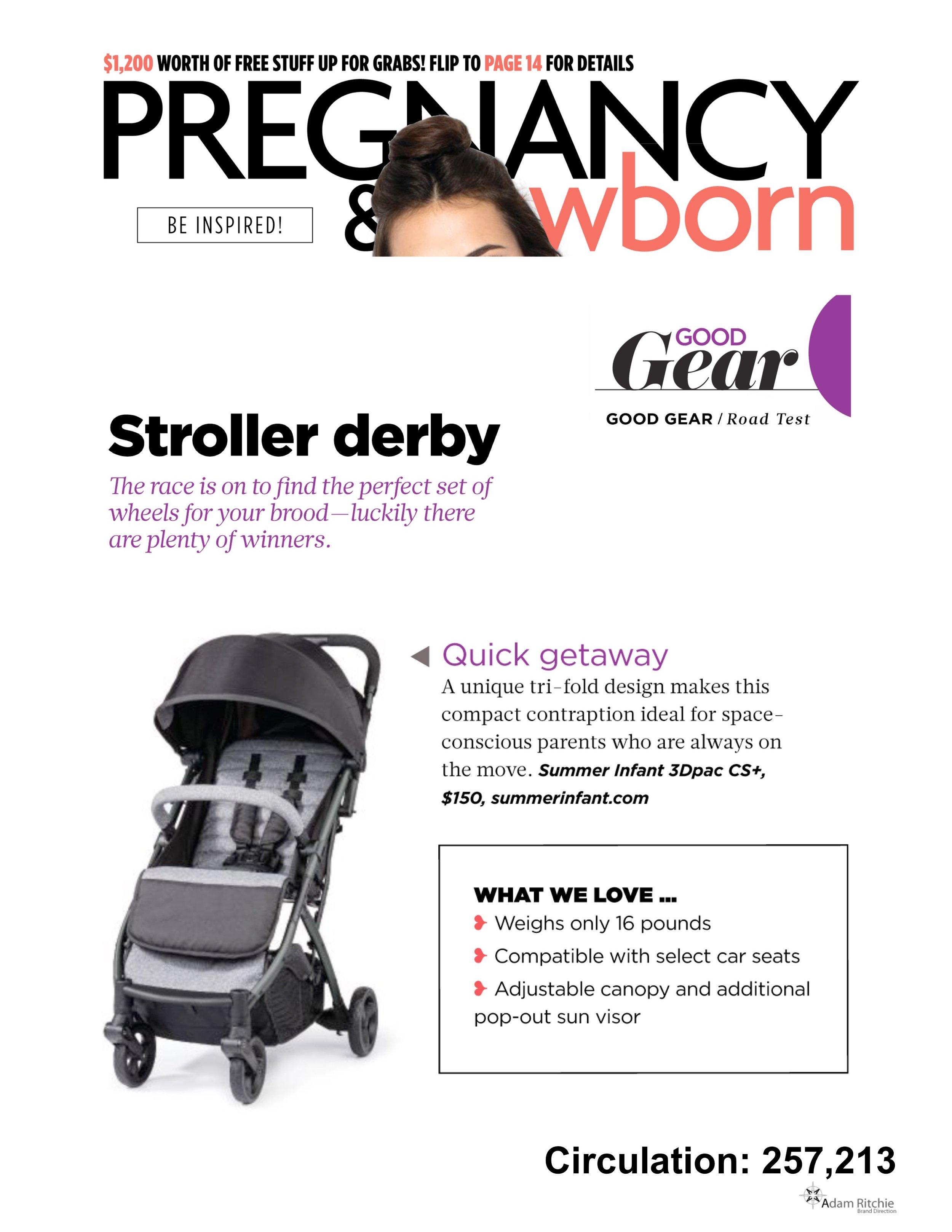 2018.05.00_Pregnancy & Newborn_Summer Infant 3Dpac CS+ Compact Fold Stroller.jpeg