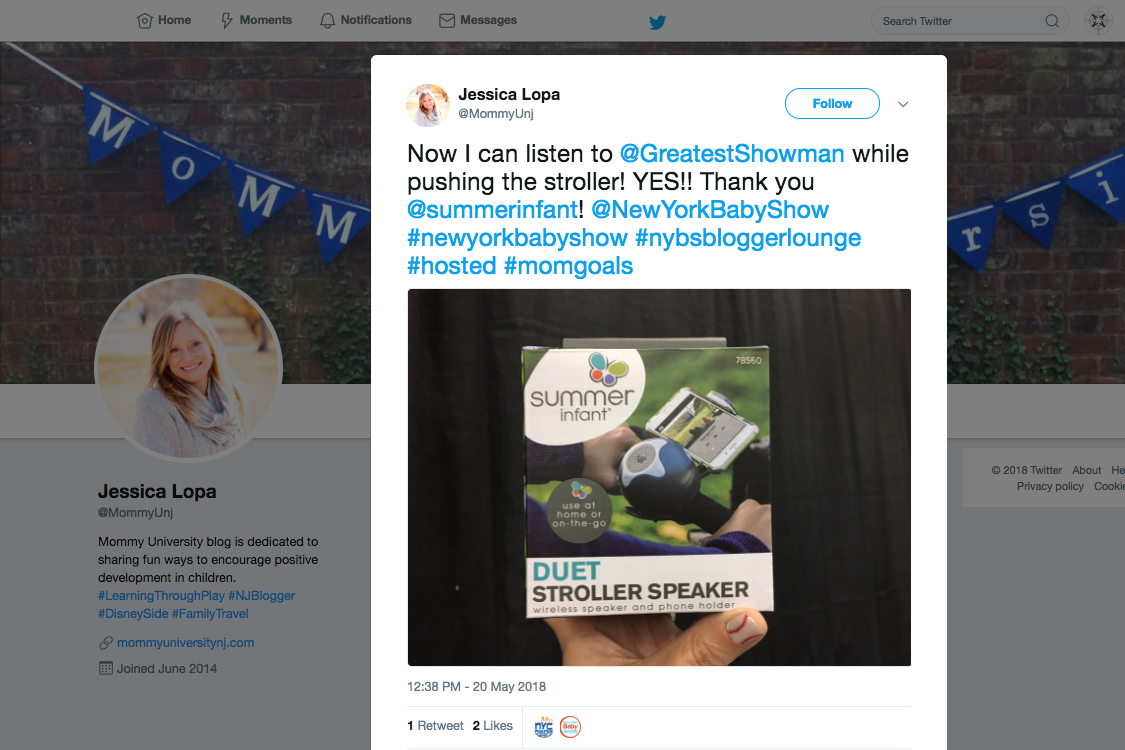 2018.05.19-20_Mommy University, Twitter_Summer Infant Duet Stroller Speaker_cropped 3x2.png