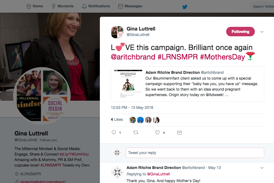 2018.05.13_(Syracuse University-Newhouse), Gina Luttrell Twitter_Summer Infant Aritchbrand MOM Squad_cropped 3x2.png