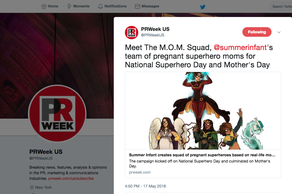 2018.05.18_PRWeek, Twitter 01_Summer Infant MOM Squad Aritchbrand_cropped 3x2.png