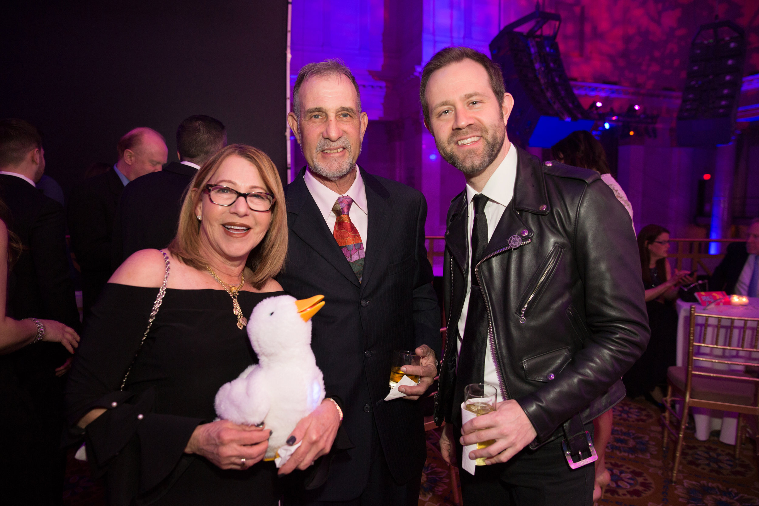 At the PRWeek U.S. Awards, Cipriani Wall Street, NYC_photo by Erica Berger
