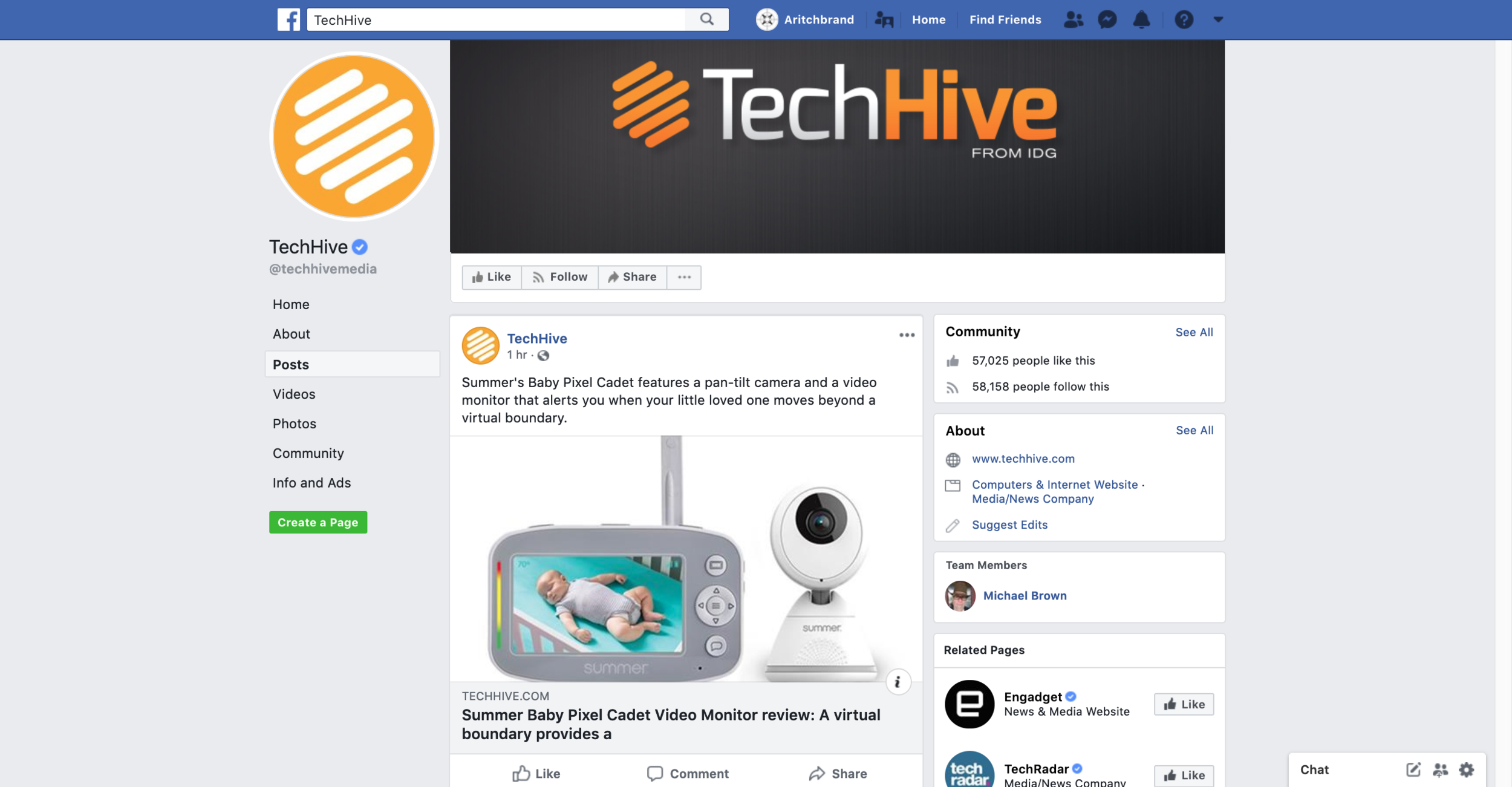 2019.03.19_TechHive, Facebook_Summer Baby Pixel Cadet Video Monitor.png