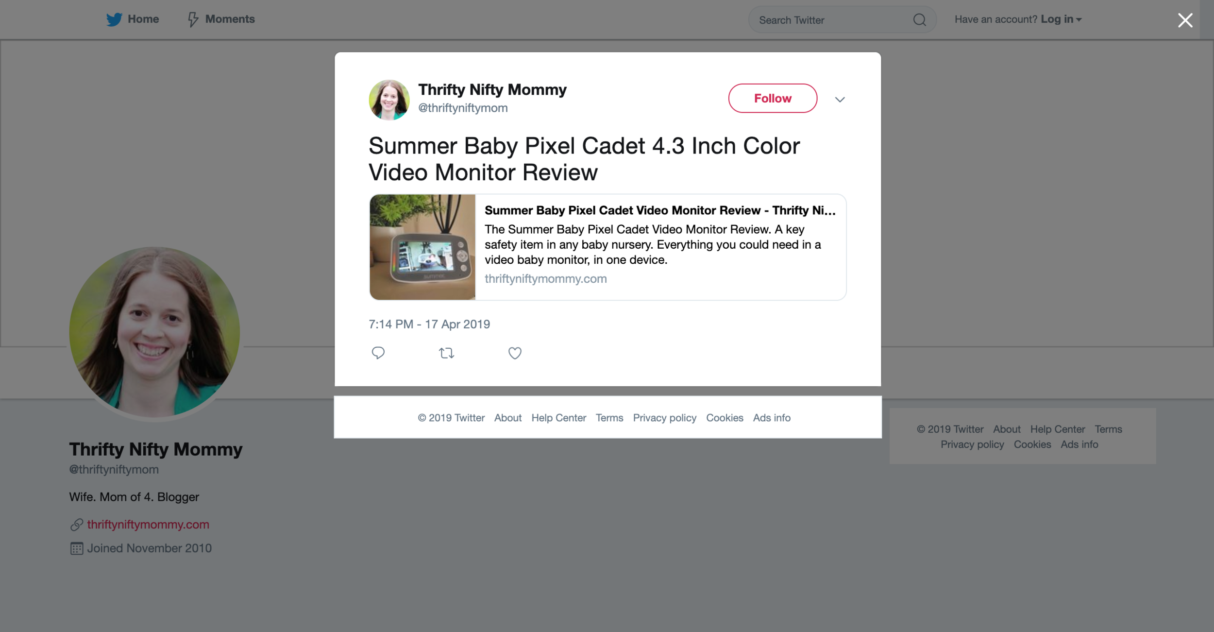 2019.04.11_Thrifty Nifty Mommy, Twitter_Summer Baby Pixel Cadet.png