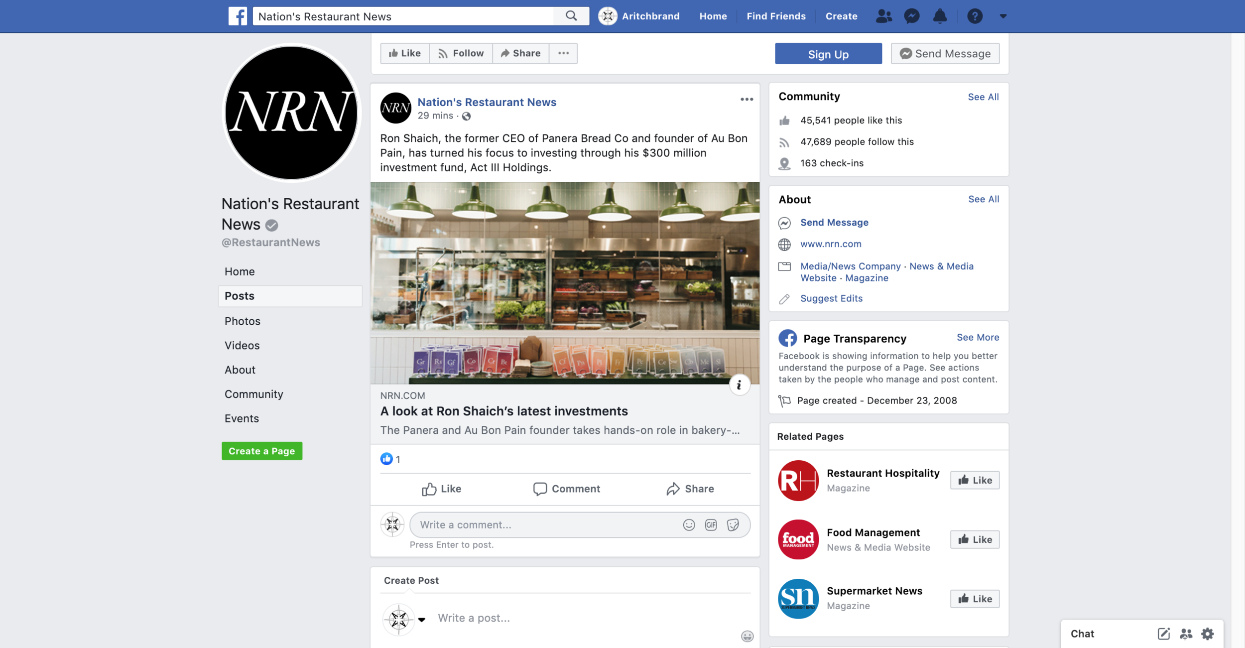 2019.05.24_Nation's Restaurant News, Facebook_Life Alive Back Bay Act III slideshow.png