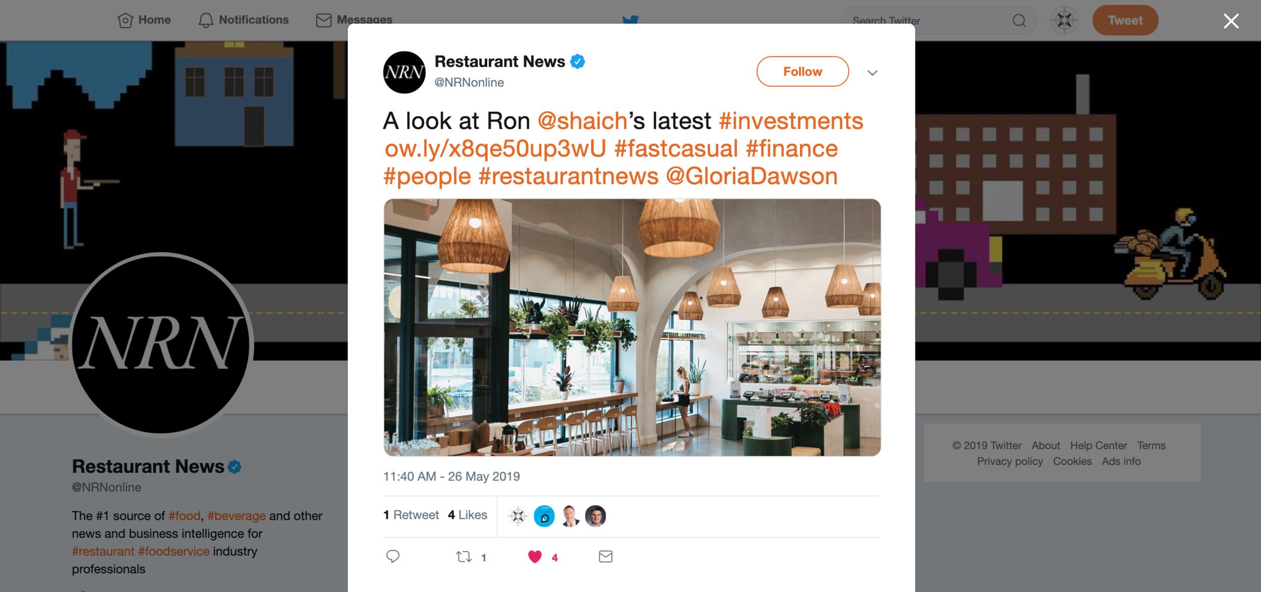 2019.05.26_Nation's Restaurant News, Twitter_Life Alive Back Bay Act III slideshow.png