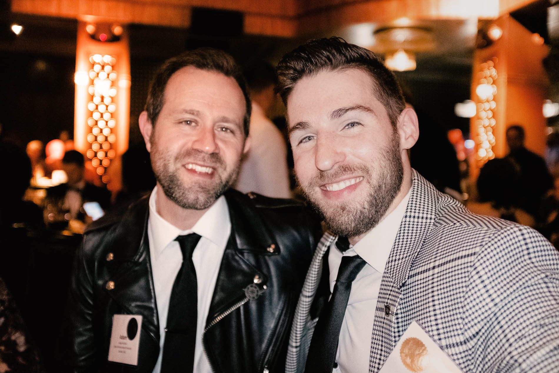 2019.06.06_PRSA Silver Anvil Awards_2019_Hotel Edison, Edison Ballroom, New York City_Photos_Ceremony 04 Adam and Ben from Top Hat_brightness edited.jpg