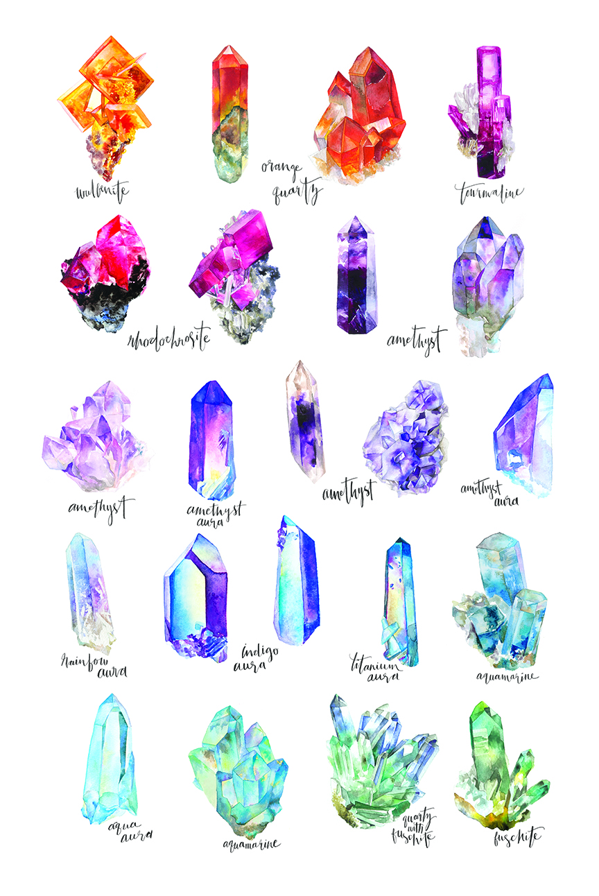 Crystal Collection One