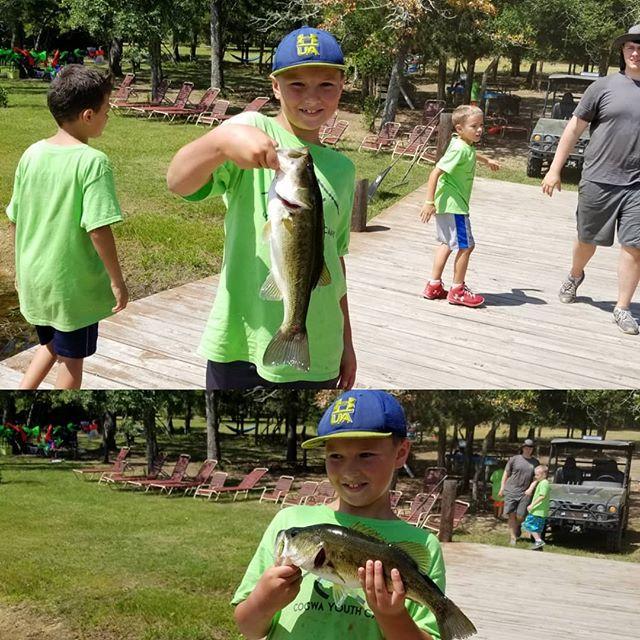 NICE BASS! #allaboutdatbass WhataCatch!!! #bassfishing #COGWA #gonefishing #4pounder #wedohavenicesizefishouthur