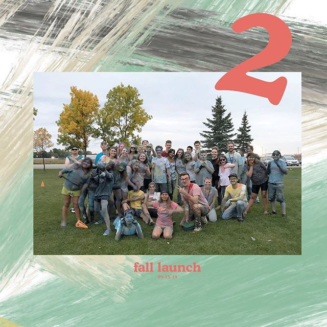 2 DAYS TILL FALL LAUNCH! BUBBLE BALLS, ZORBE BALL, WORSHIP, SMALL GROUP HANGS, AND FREE BBQ! YOU AREN'T GOING TO WANT TO MISS THIS!! BBQ STARTS AT 6:30.