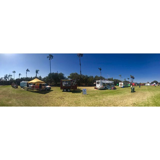 Happy fourth! We will be at Ventura College until the fireworks start 💥