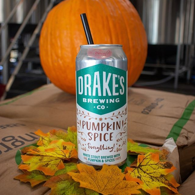 "Watch out fall-lovers, there's a new kid in town. #regram ""PSL"