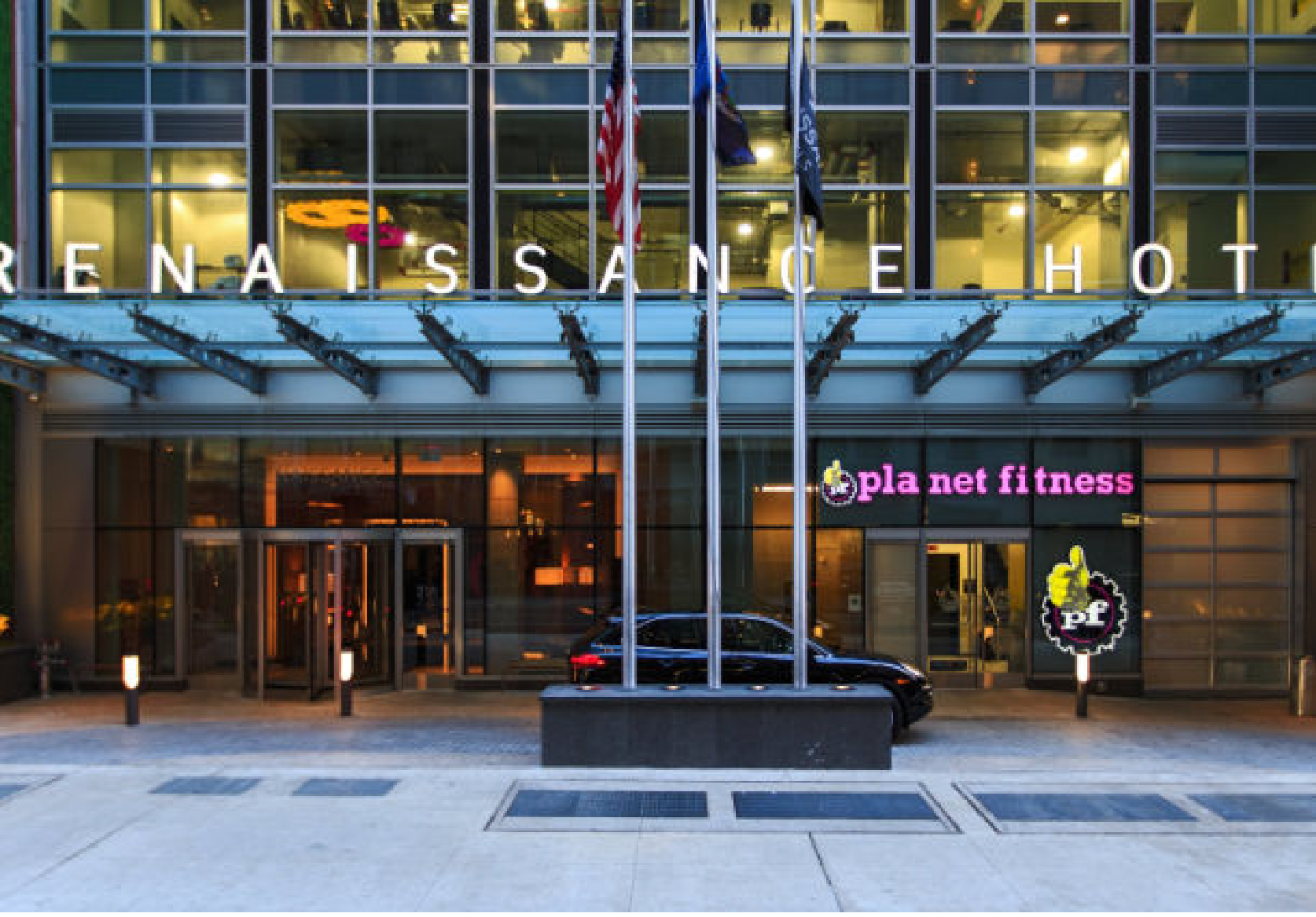 Marriott Renaissance - NYCA&H Acquisitions