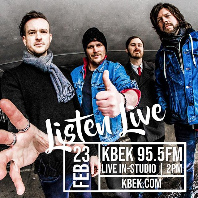 Stumblin' over words and playin' some songs on The MN Music Show on 95.5 KBEK today at 2 pm. Stream online from anywhere right HERE - www.kbek.com 📷: @minehartphotography . . . . . . #mnmusic #liveradio #upnorth #radioperformance #tennessee #ourholiday #party #happysaturday #rockandroll #folkmusic #americana #countrymusic #popmusic #raddaradda #raddaraddaraddaradda