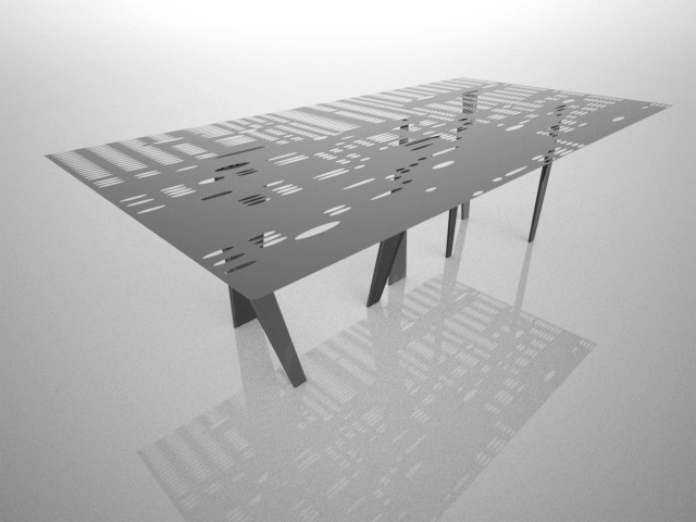 Table Prototype A