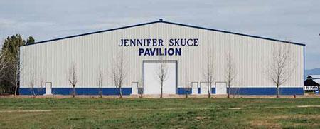Jennifer Skuce Pavilion