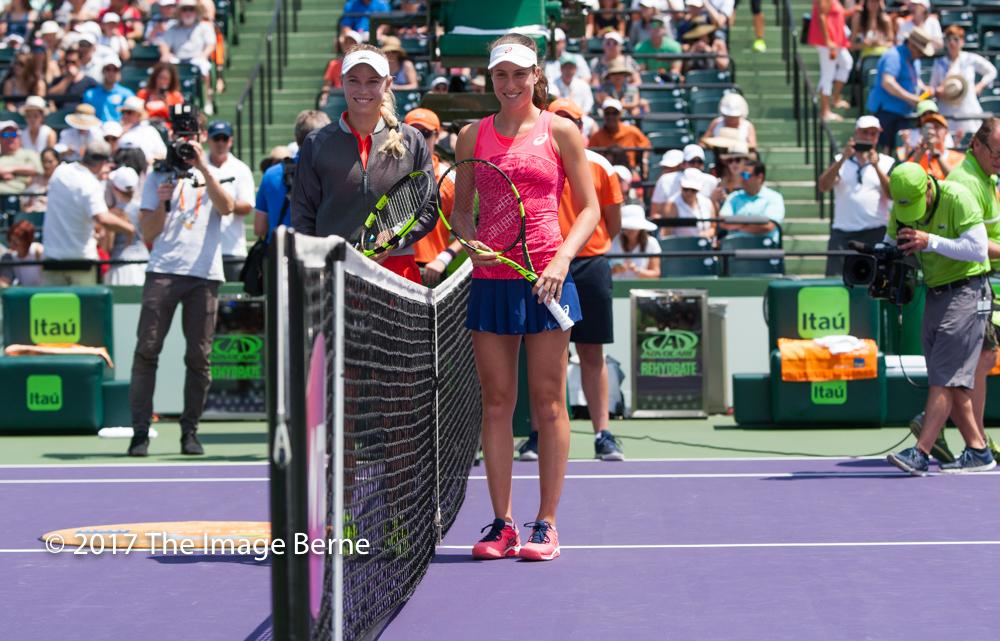 Caroline Wozniacki, Johanna Konta-003.jpg