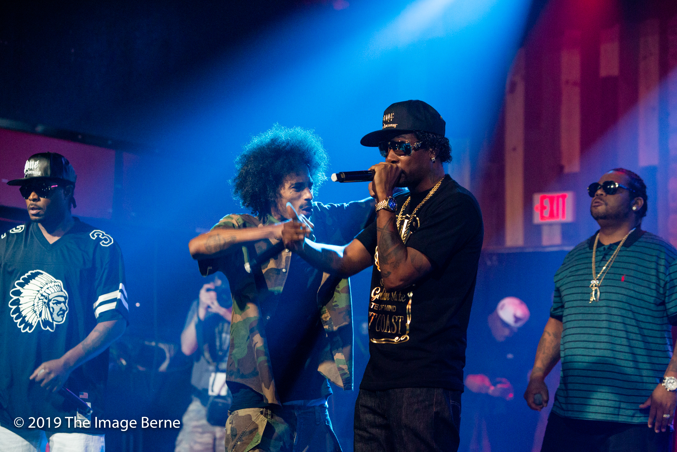 Krayzie Bone, Wish Bone, Flesh-N-Bone, Layzie Bone, and Bizzy Bone-032.jpg