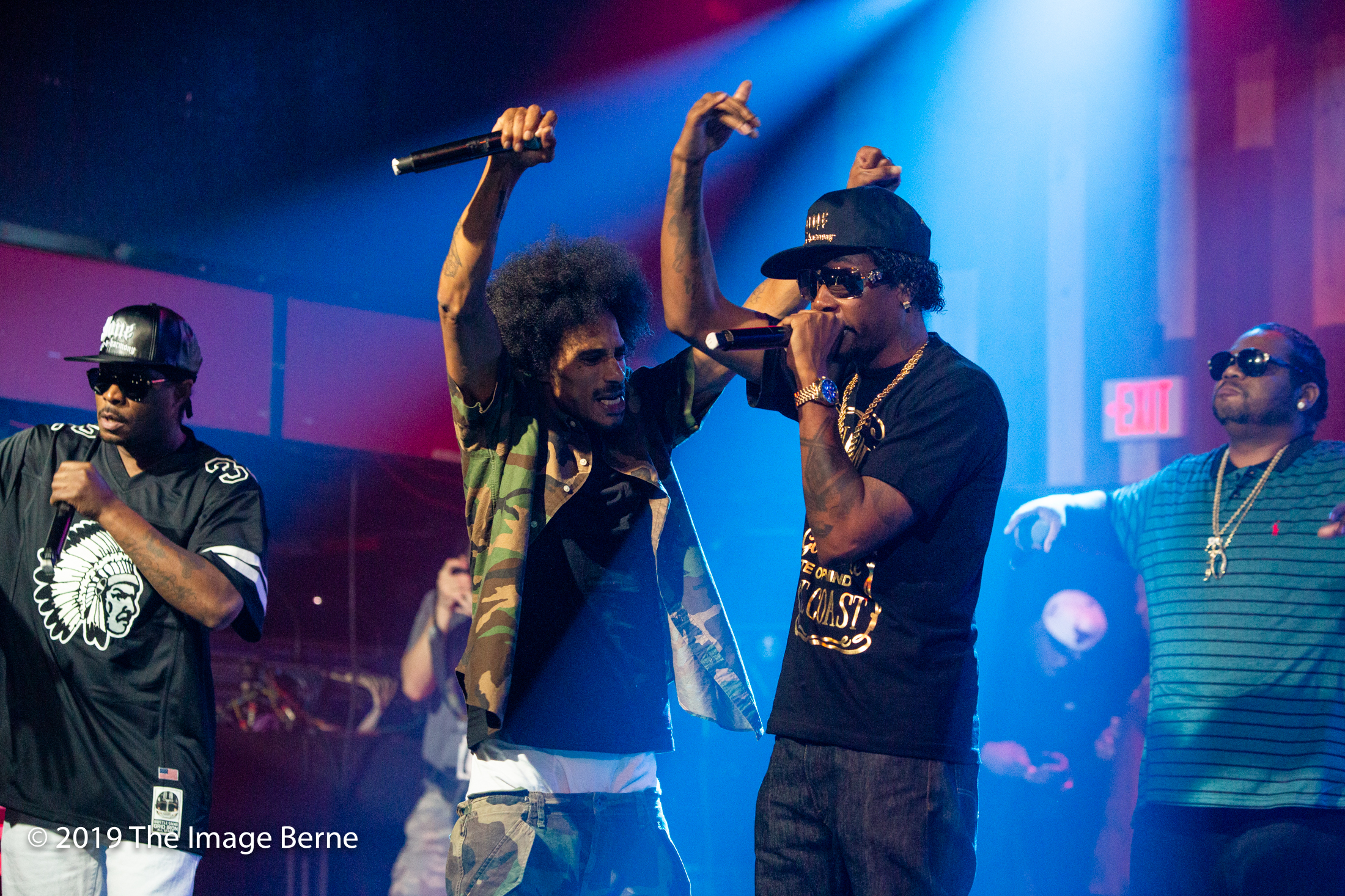 Krayzie Bone, Wish Bone, Flesh-N-Bone, Layzie Bone, and Bizzy Bone-033.jpg