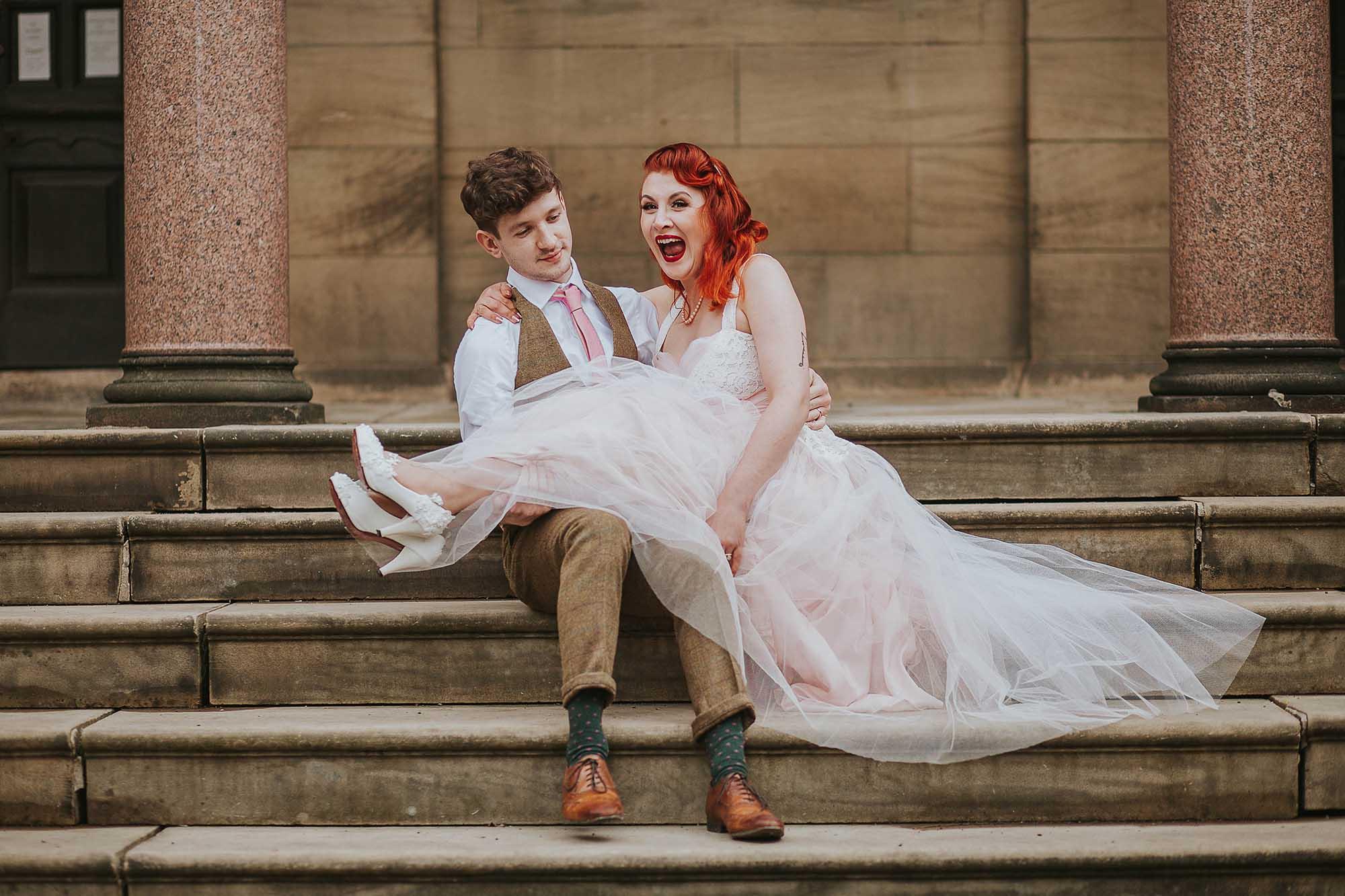 Hebden Bridge Wedding Photographer