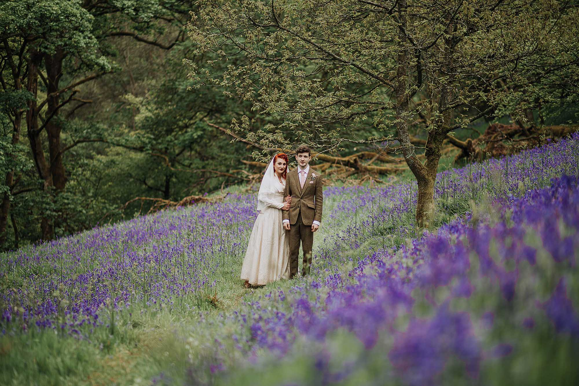 Hardcastle Crags Wedding