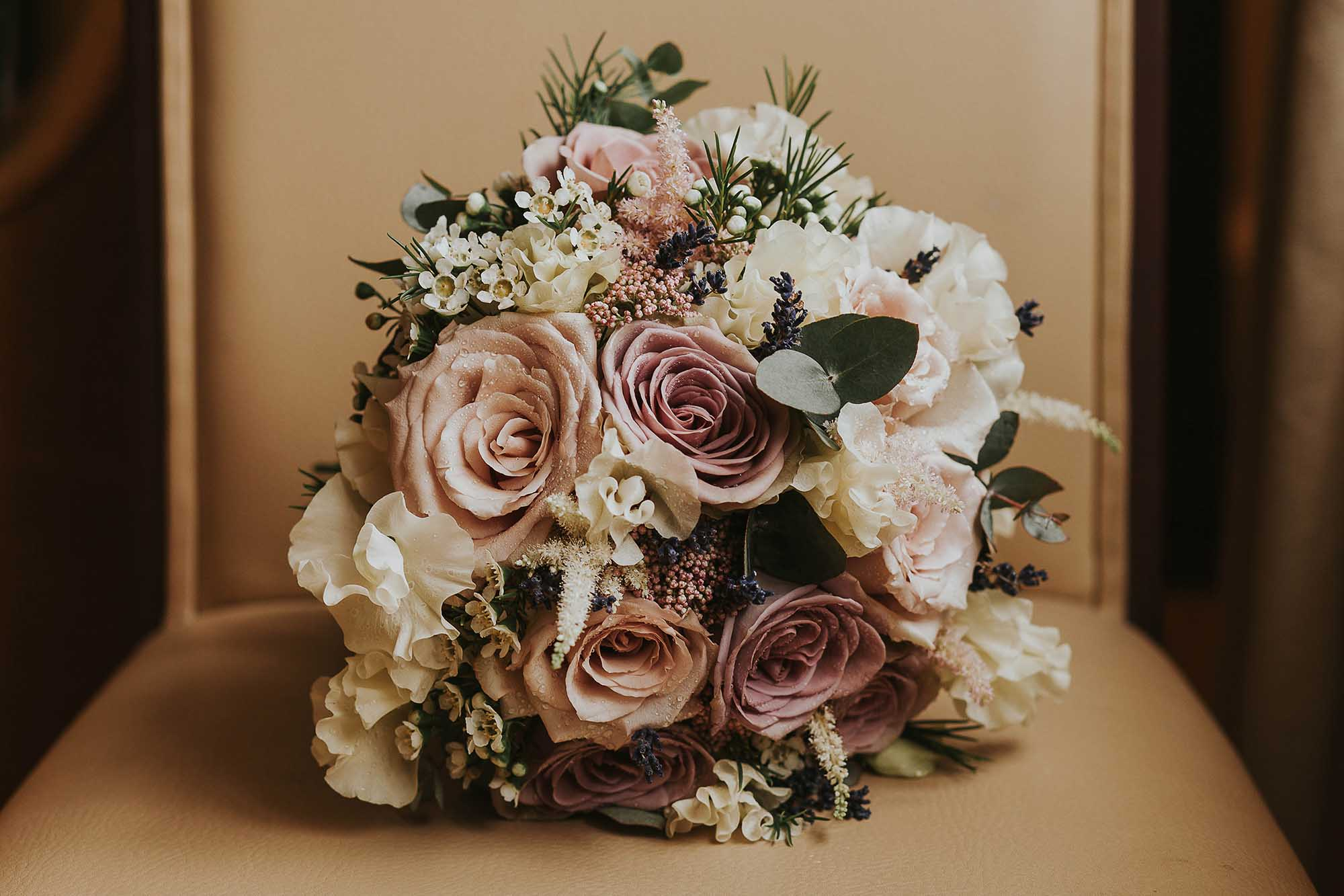 East Riddlesden Hall Wedding Flowers