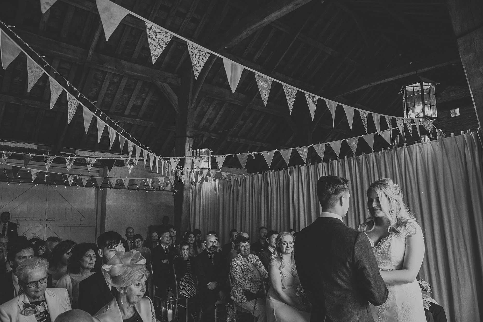 East Riddlesden Hall ceremony barn
