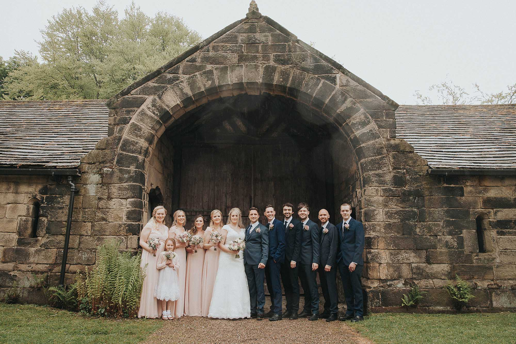 group photos East Riddlesden Hall