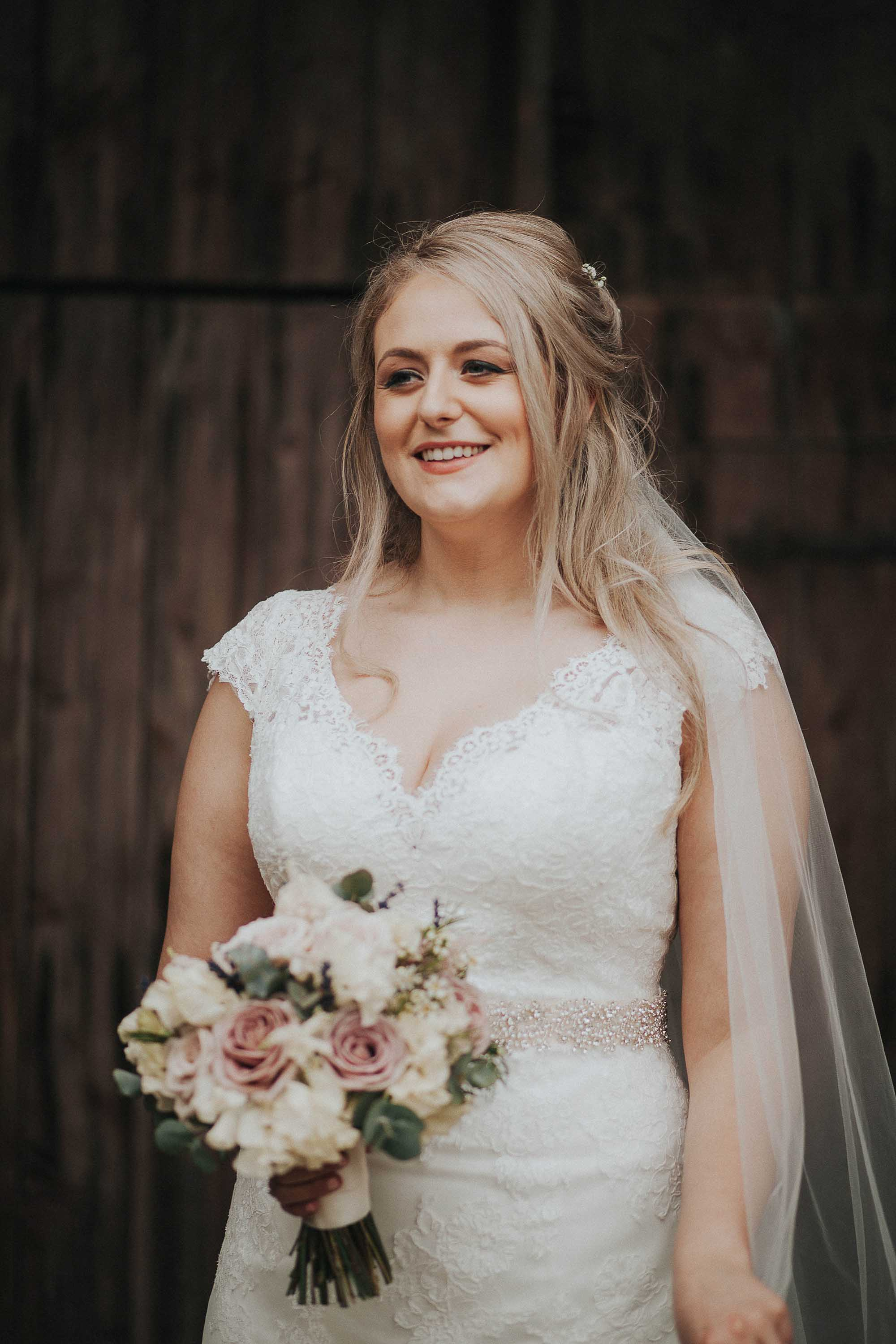 bride at East Riddlesden Hall