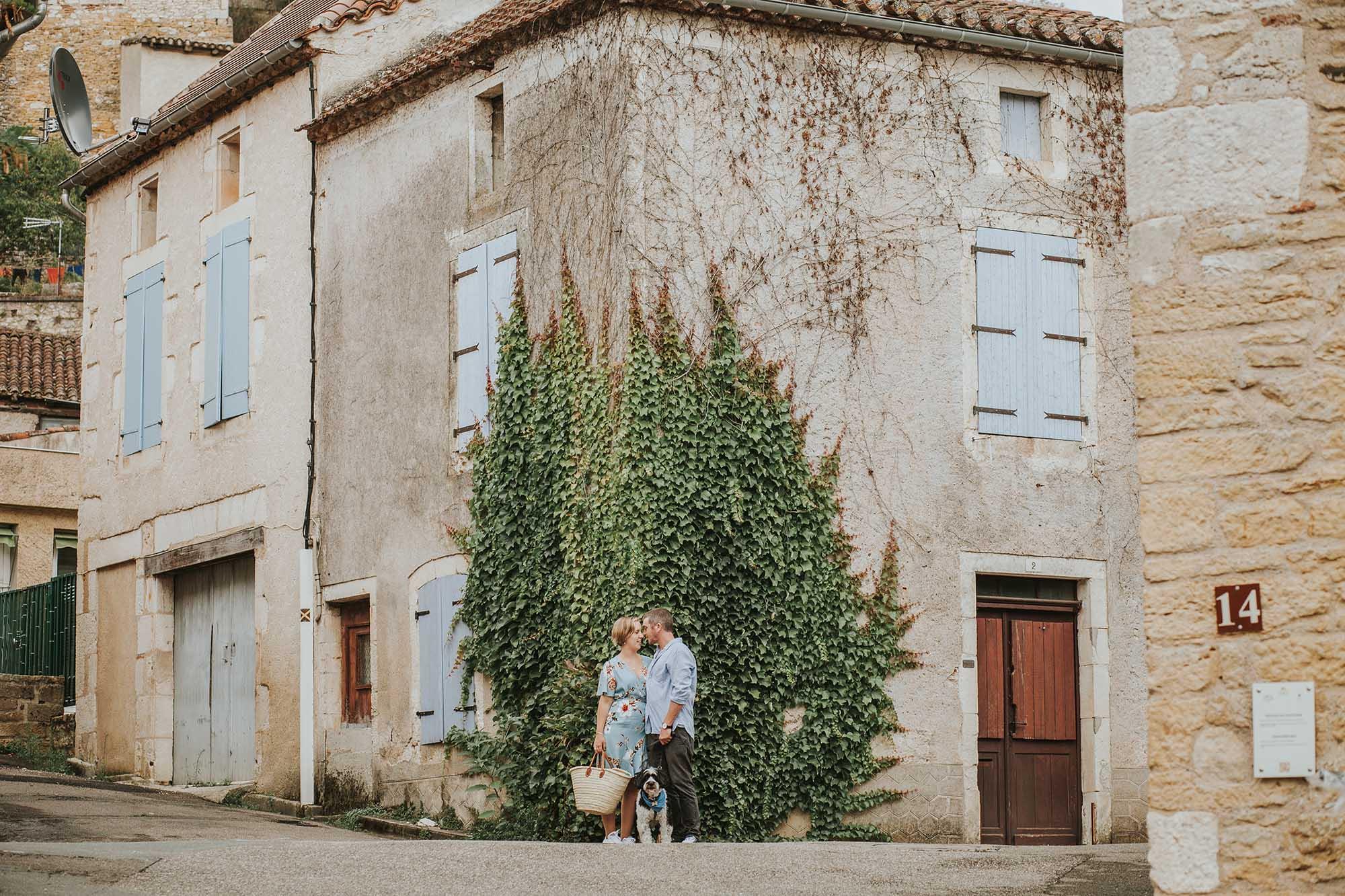 South West France wedding photographer