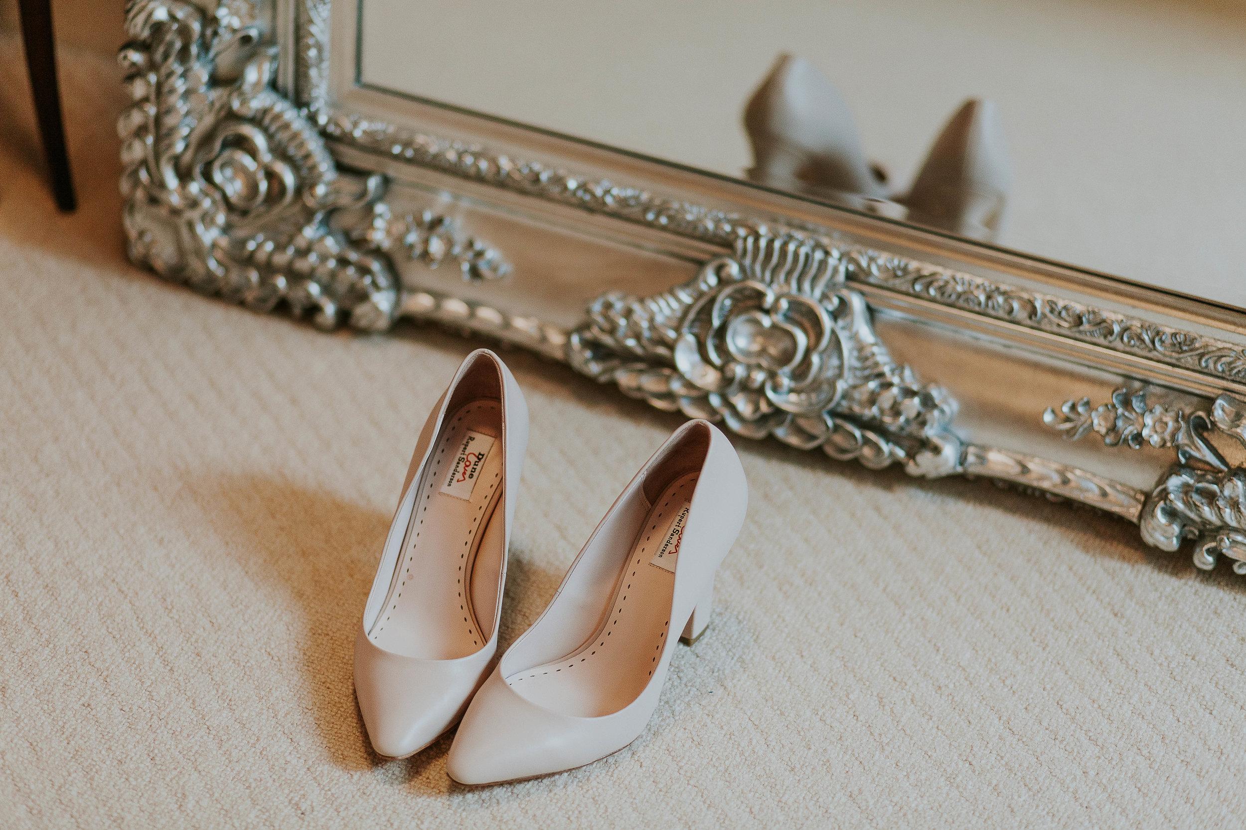 Wedding shoes Halifax