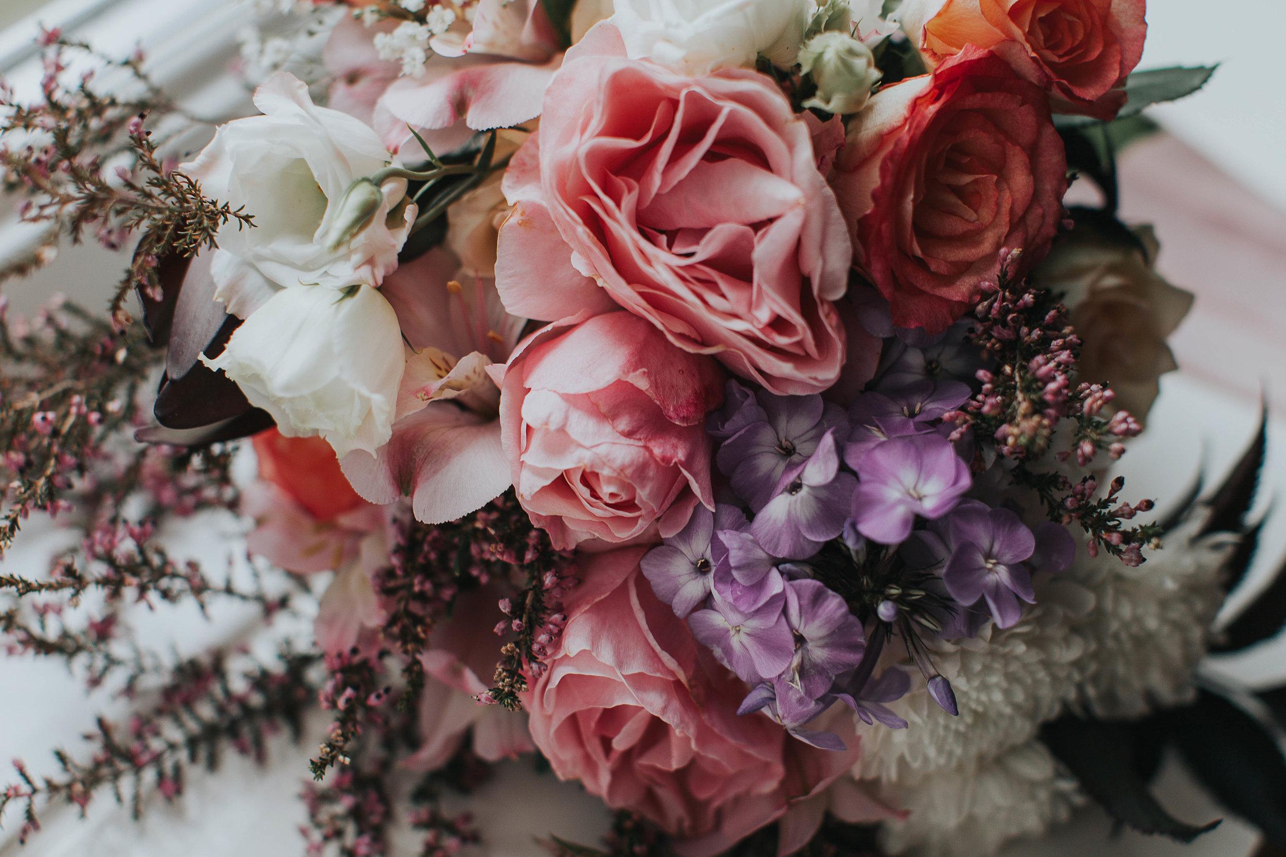 Handmade flowers West Yorkshire